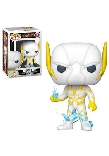POP Heroes The Flash Godspeed Figure update
