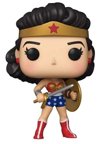 POP Heroes WW80th Wonder Woman Golden Age