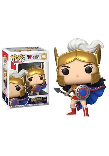 POP Heroes WW 80th Wonder Woman Challenge Of The Gods