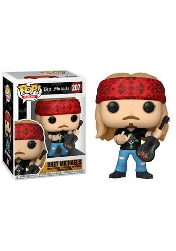 POP Rocks Bret Michaels Figure