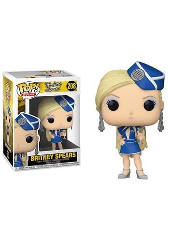 POP Rocks Britney Spears Stewardess Figure