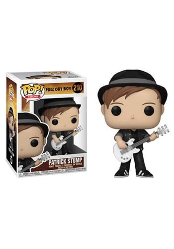 POP Rocks Fall Out Boy Patrick Stump Figure