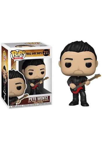 POP Rocks Fall Out Boy Pete Wentz Figure