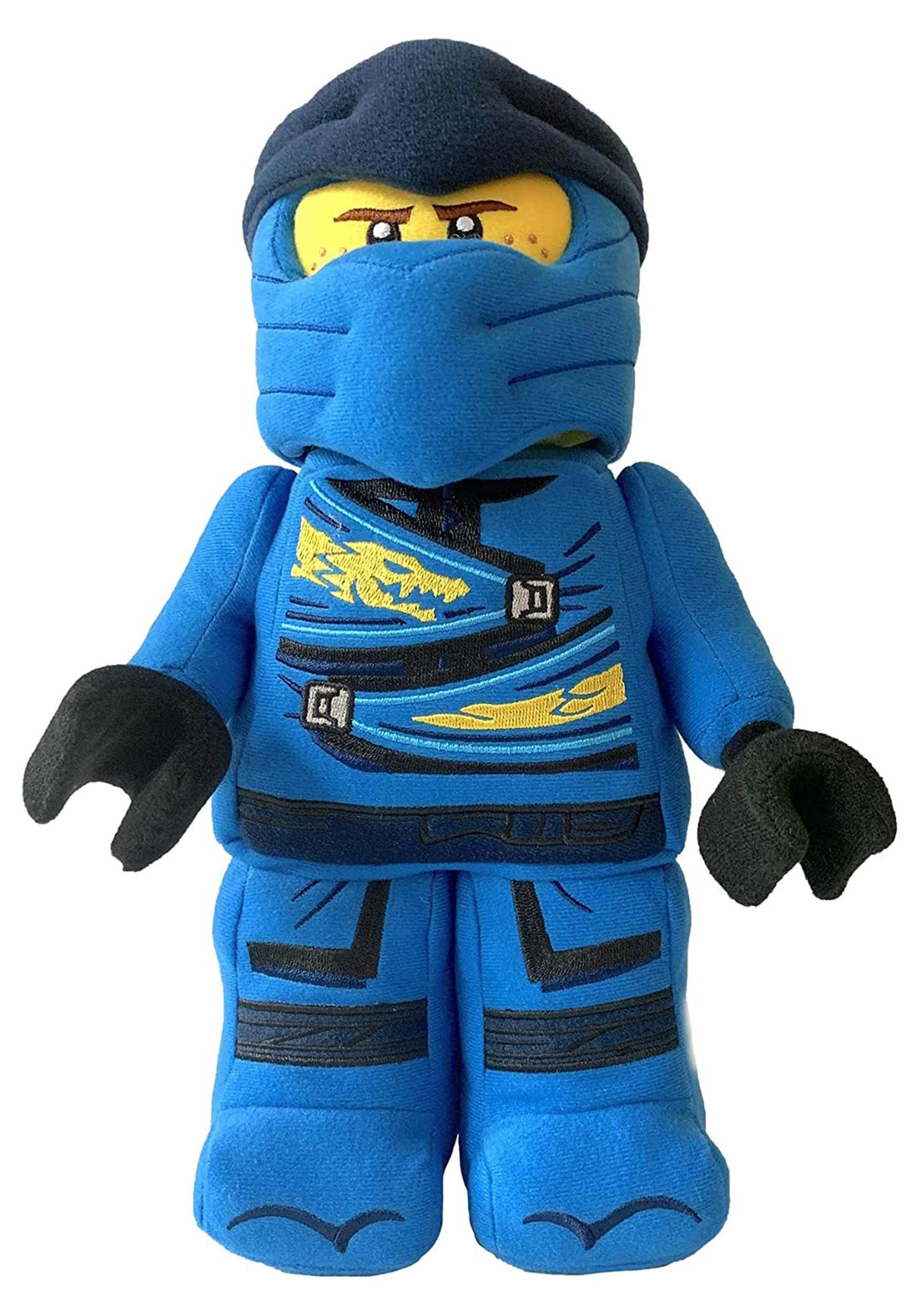 Ninjago- LEGO Jay Stuffed Figure