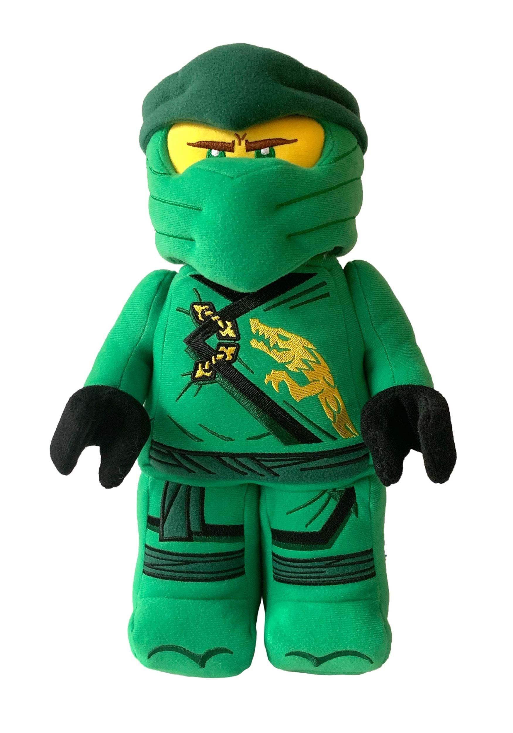 Stuffed Ninjago LEGO Lloyd