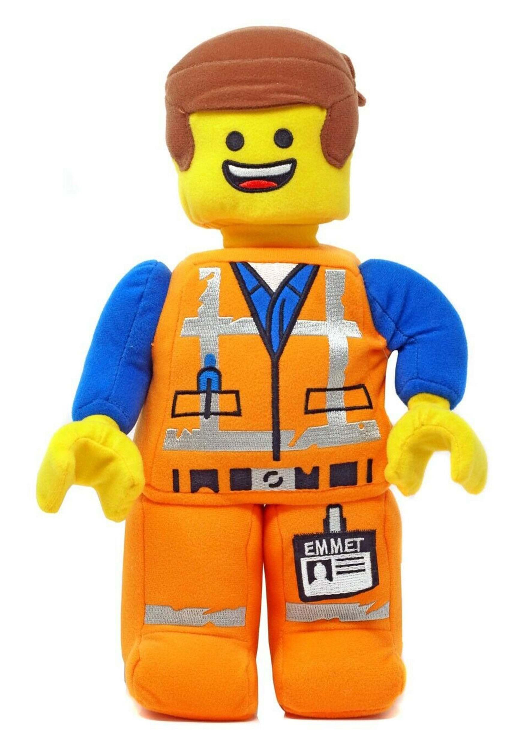 LEGO Movie -Emmet Stuffed Figure