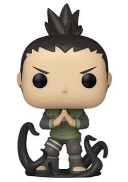 POP Animation Naruto Shikamaru Nara Figure