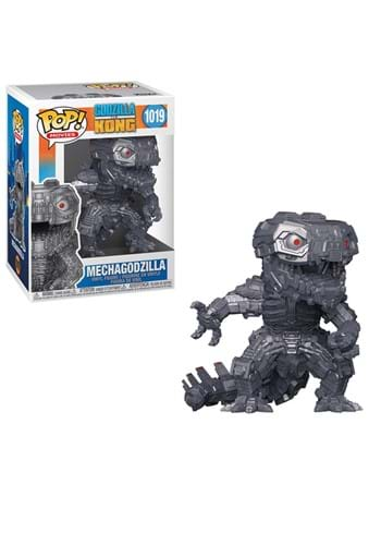 POP Movies Godzilla Vs Kong Mechagodzilla