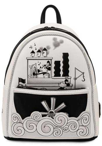 Loungefly Disney Steamboat Willie Music Cruise Min