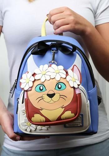 Loungefly Disney Alice in Wonderland Cosplay Mini Backpack-1