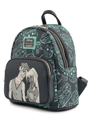 Loungefly Disney Atlantis Kida Mini Backpack