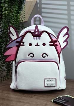 Loungefly Pusheen Unicorn Plush Mini Backpack-1