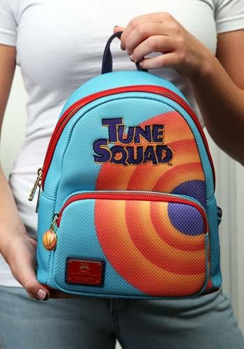 Loungefly Space Jam Tune Squad Bugs Mini Backpack-1