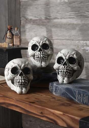 3-Pack of Large Skulls