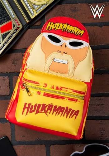 Hulk Hogan Hulkamania Backpack