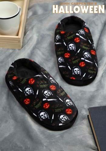 Michael Myers Halloween Slippers