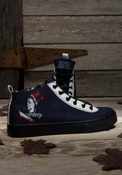 Michael Myers Low Top Shoes