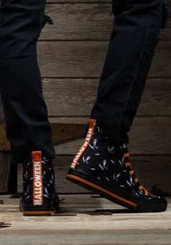 Michael Myers High Top Shoes
