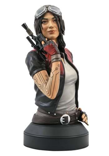 Gentle Giant Star Wars Comic Dr Aphra 1/6 Scale Bust