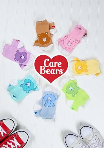 Faces Care Bears Sock Pack