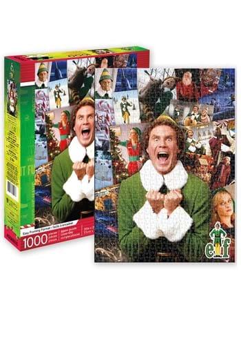 Elf Collage 1000 Pc Puzzle