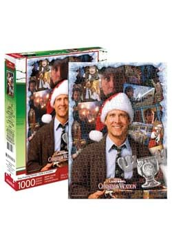 Christmas Vacation Collage 1000 Pc Puzzle