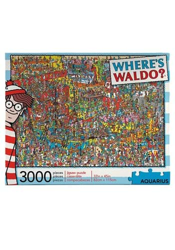 Where's Waldo - Toys 3000 PC Puzzle