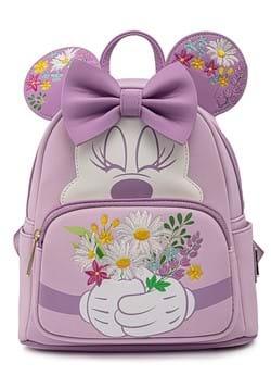 Loungefly Disney Minnie Holding Flowers Mini Backp