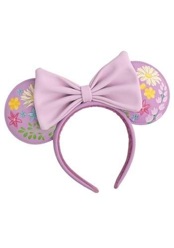 Loungefly Disney Minnie Emrboidered Flowers Headband