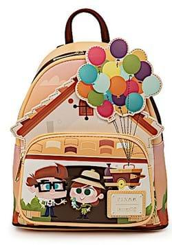 Loungefly Disney Pixar Up Working Buddies Mini Backpack
