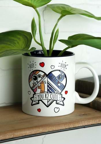 Star Wars You R2 Cute 20 oz Jumbo Ceramic Mug