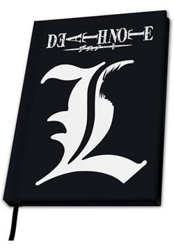 """Death Note - """"L"""" Notebook"""
