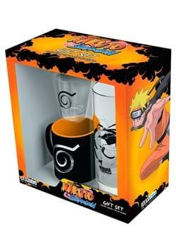 NARUTO SHIPPUDEN - Naruto 3-Pc. Drinkware Set