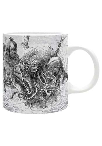 Cthulhu Attacks Mug 16 oz.