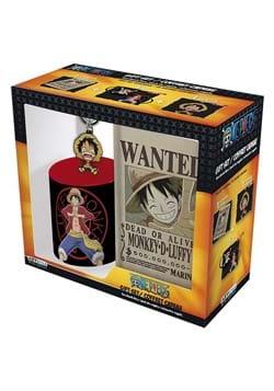 One Piece - Monkey D. Luffy 3 Pc. Gift Set