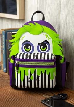 Loungefly Beetlejuice Mini Backpack