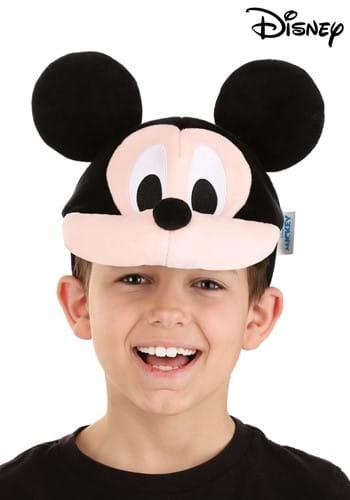 Mickey Mouse Plush Headband