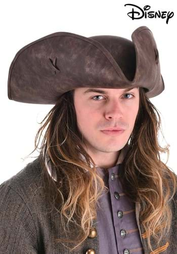 Pirates of the Caribbean Authentic Jack Sparrow Hat