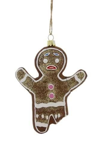 Poor Gingerbread Man Ornament