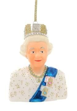 Queen Elizabeth Ornament