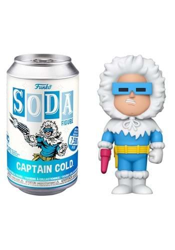 Funko Vinyl SODA DC Captain Cold