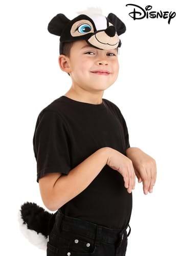 Disney Bambi Flower Plush Headband & Tail Kit