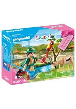 Playmobil Zoo Gift Set
