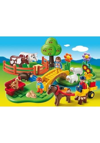 Playmobil 1.2.3. Countryside