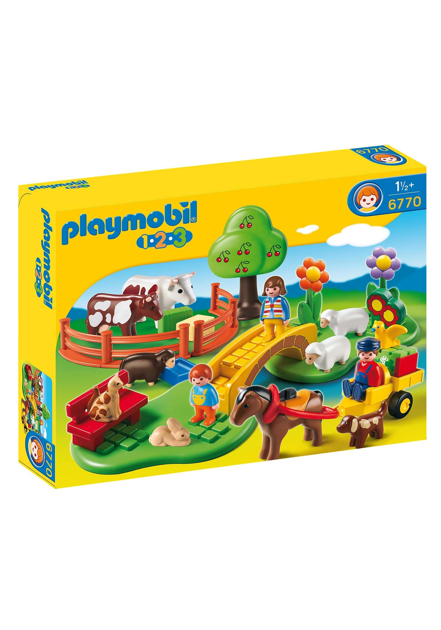 1.2.3. Countryside Playmobil