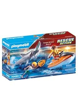 Playmobil Shark Attack Rescue Playset