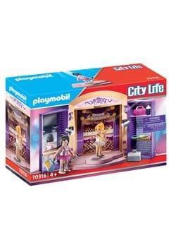 Playmobil Dance Studio Play Box Playset