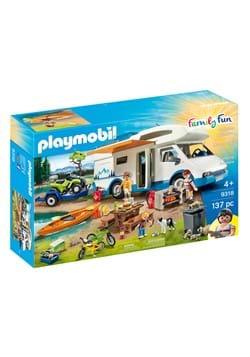Playmobil Camping Adventure Playset