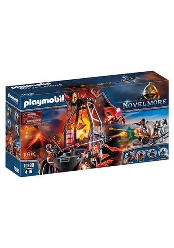 Playmobil Novelmore Burnham Raiders Lava Mine Playset