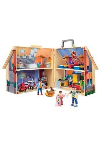 Playmobil Take Along Modern Doll House upd